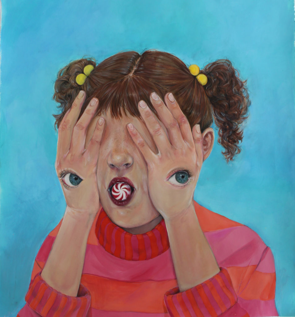 Growing Pains: Senior Show Exhibition by Trinity Gallagher - BOJUart